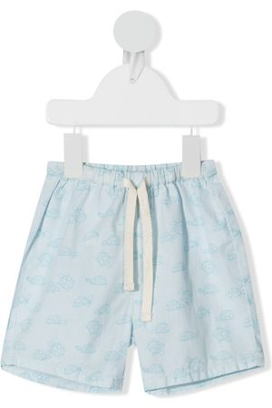 KNOT Baby turtle shorts