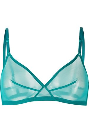 ERES Sheer triangle bra