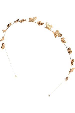 Jennifer Behr Pippa butterfly-charm headband