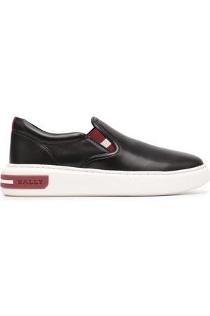 Bally Mya leather sneakers