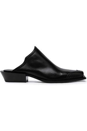 DION LEE Cowboy slip-on loafers