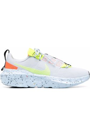 Nike Crater Impact panelled sneakers