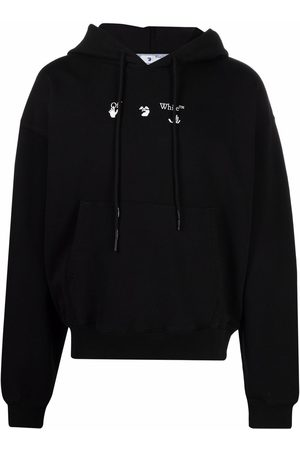 OFF-WHITE Melted Arrow logo hoodie