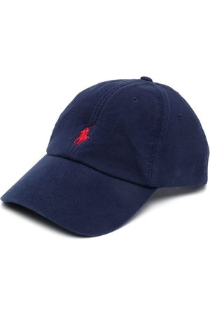 Polo Ralph Lauren Embroidered-pony baseball cap