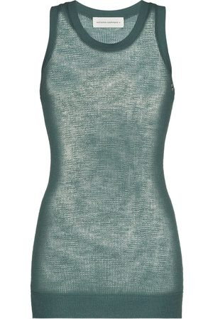EXTREME CASHMERE Vincent sleeveless tank top