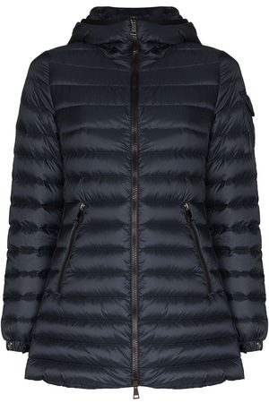 Moncler Logo-patch puffer jacket