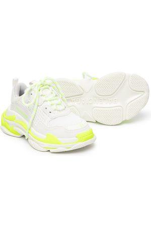 Balenciaga Triple S lace-up sneakers