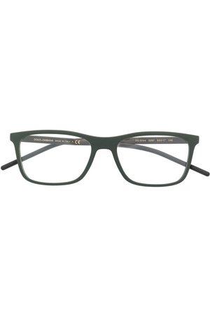Dolce & Gabbana Rectangle-frame glasses