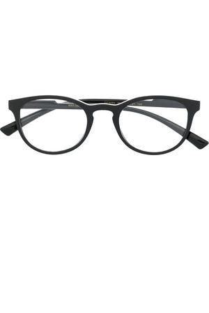 Dolce & Gabbana Round-frame clear lens glasses