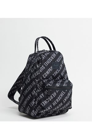 Herschel Supply Co Exclusive Nova mini backpack with all over logo print in