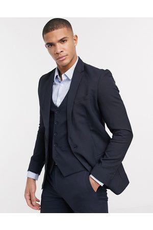 New Look Men Blazers - Skinny suit jacket in navy