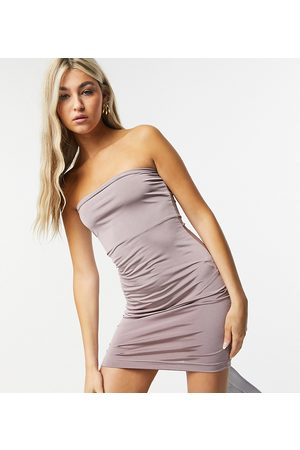 Collusion Women Casual Dresses - Disco bandeau dress