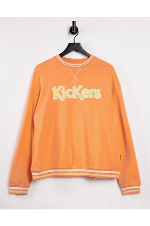 Kickers Relaxed sweatshirt with embroidery logo