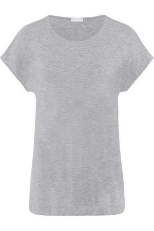 Hanro Natural Elegance Short-Sleeve Shirt