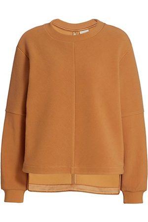 Varley Women Sweatshirts - Vanetta High-Low Sweatshirt