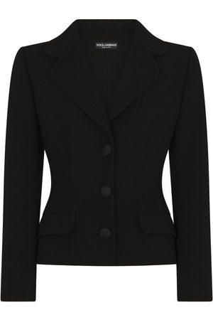 Dolce & Gabbana Dolce wool crêpe jacket