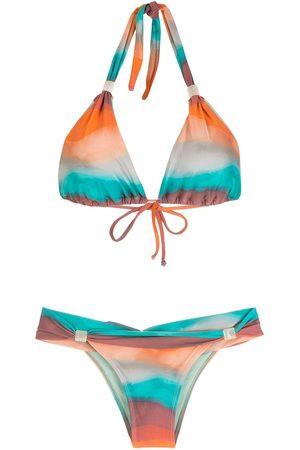 Brigitte Degrade bikini set