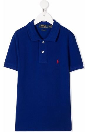 Ralph Lauren Logo-embroidered polo shirt