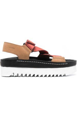 Clarks Originals Ridged-sole sandals