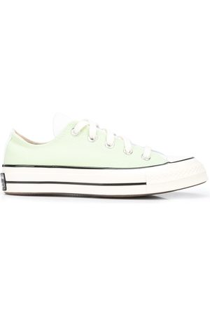 Converse Panelled low-top Chucks