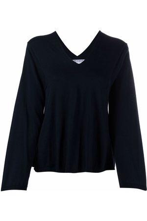 Comme Des Garçons Comme Des Garçons V-neck knitted jumper