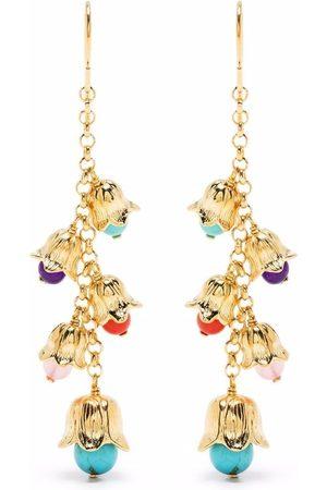Aurélie Bidermann Lily Of The Valley earrings