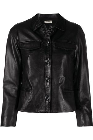 Zadig & Voltaire Button-front jacket