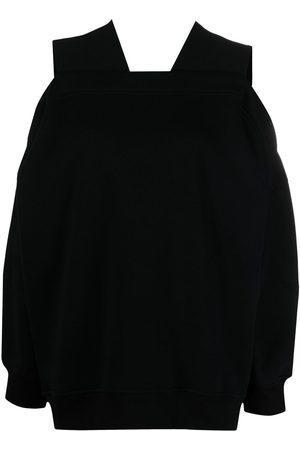 Atu Body Couture Cut out-detail jumper