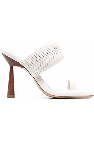 GIA Rosie leather sandals
