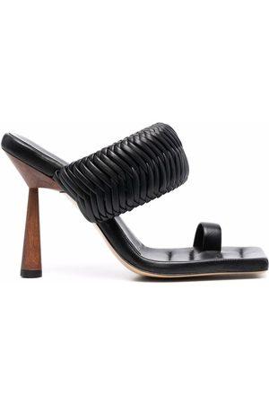 GIA Rosie braided sandals