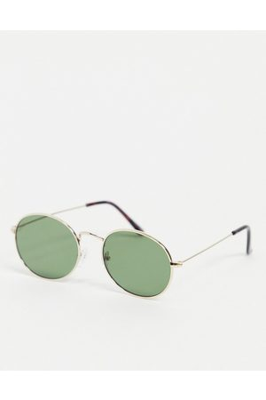 New Look Oval sunglasses in