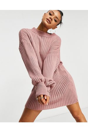 I saw it first Knitted jumper dress in