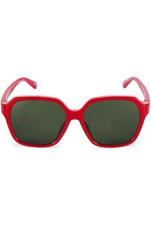 Balenciaga Sunglasses - Everyday 58mm Square Sunglasses