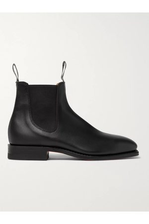 R.M.Williams Men Boots - Craftsman Leather Chelsea Boots