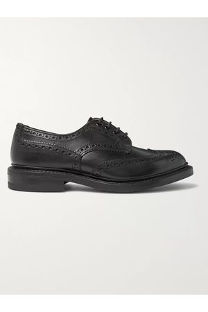 TRICKERS Bourton Leather Wingtip Brogues