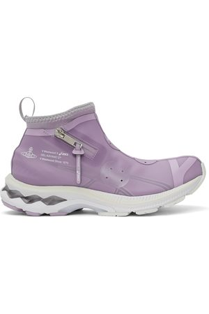 Vivienne Westwood Purple Asics Edition Gel-Kayano 27 LTX Sneakers