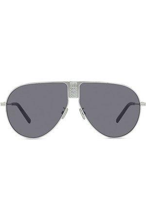Dior Men Sunglasses - Ice 63MM Metal Sunglasses