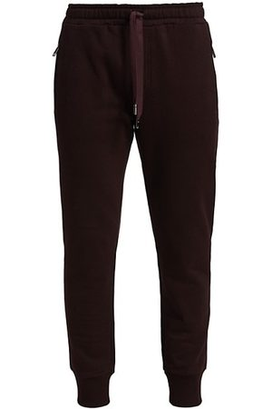 DOLCE & GABBANA Wax Seal Logo Sweatpants