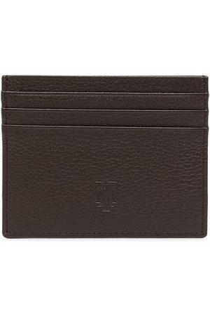 MONTROI Leather logo cardholder