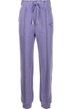 Ader Error Slim-cut track pants