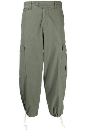 haikure Kombat cropped cargo trousers