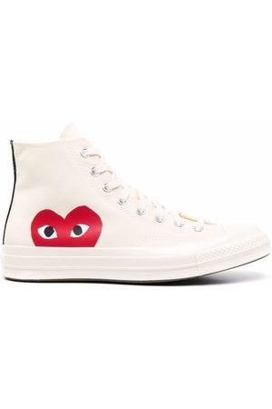 Comme des Garçons Sneakers - X Converse Chuck 70 high-top sneakers