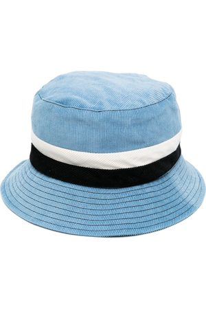 Marni Corduroy panelled bucket hat