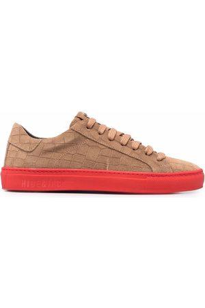 HIDE&JACK Essence two-tone sneakers