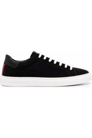 HIDE&JACK Panelled design lace-up sneakers