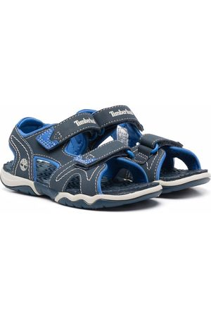 Timberland Logo-print touch-strap sandals