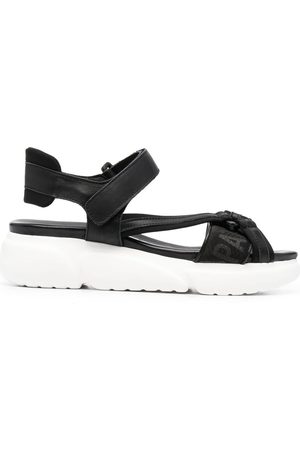 Patrizia Pepe Open-toe touchstrap sandals
