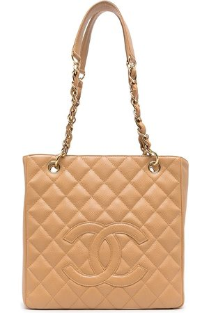 Chanel Pre-Owned Women Tote Bags - 2005 quilted CC tote bag