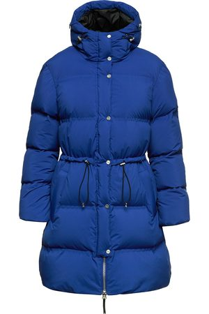 Aztech Hooded padded down coat