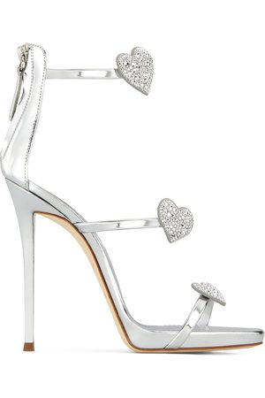 Giuseppe Zanotti Harmony Love stiletto sandals